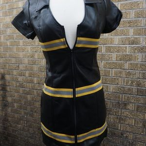 Firefighter Halloween dress
